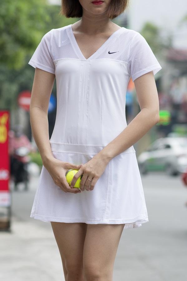 Đầm Tennis DN097