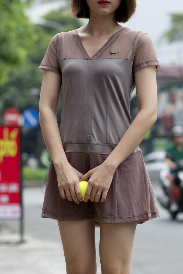 Đầm Tennis DN099
