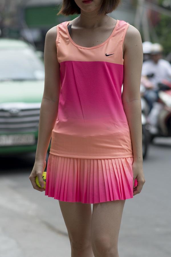 Bộ váy Tennis BVN094