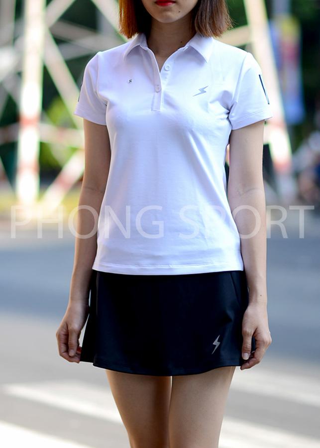Bộ váy Thể thao Trắng-Đen FC003