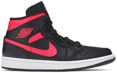Nike Wmns Air Jordan 1 Mid 'Siren Red'