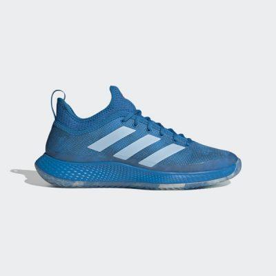 Defiant Generation multicourt tennis shoes Blue FY2904 01 standard