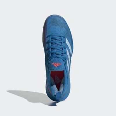 Defiant Generation multicourt tennis shoes Blue FY2904 02 standard