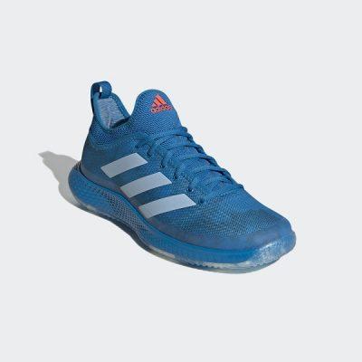 Defiant Generation multicourt tennis shoes Blue FY2904 04 standard
