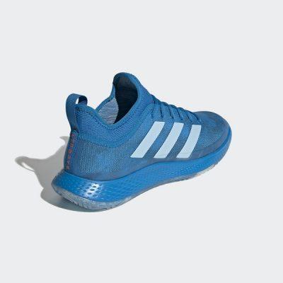 Defiant Generation multicourt tennis shoes Blue FY2904 05 standard