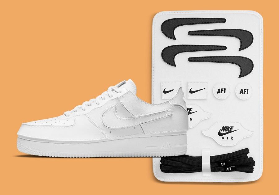 nike air force 1 1 white white CV1758 100