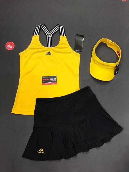 Bộ váy thể thao A8001