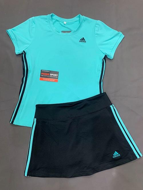 Bộ váy thể thao A6079