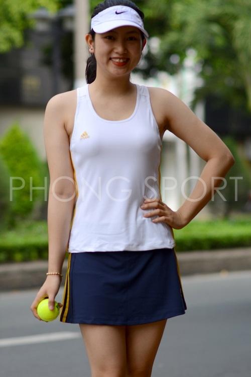 Bộ váy thể thao A5095